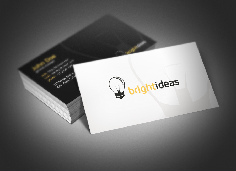 Get Professionally-Designed, Premium Business Cards | The EZ Startup
